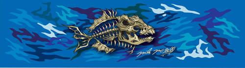 Trigger Fish Deck by mattlorentz