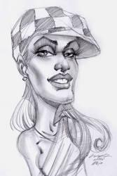 Gwen Stefani by mattlorentz