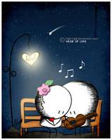 Music Of Love by BIGLI-MIGLI