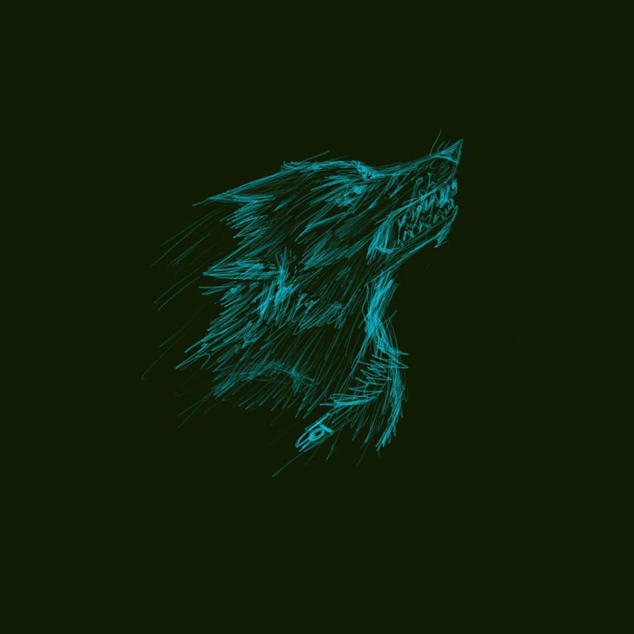 Wolfy by Bugglemuffin