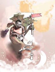 plauso y la iguana by serato