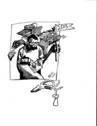 plauso y la iguana ink by serato