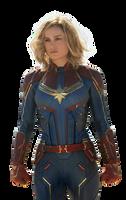 MCU Captain Marvel transparent by venturatheace