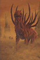 Hell hound by snaku6763