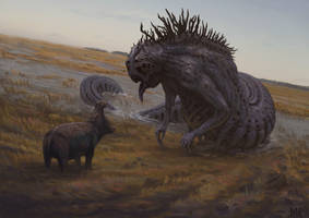 Dark beast by snaku6763