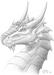 Mighty Dragon by Zoroha