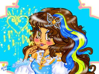 Maiden Fair Hair by KitaW99