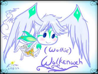 Wolkie by KitaW99