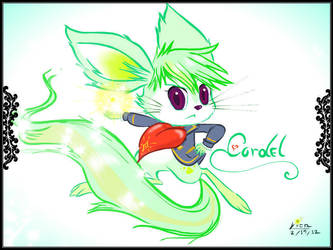 Pixietail Cordel by KitaW99