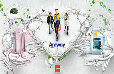 Amway ad by myaki-ru
