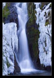 Frozen Falls by NickHernandez