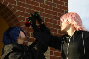 Zexion and Marluxia 02 by L-nay