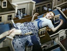 Sleeping With Nostalgia by mynameistran