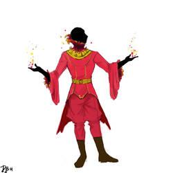 Dulce: Fire Robes by AiriTankou