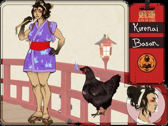 Kurenai profile by AiriTankou