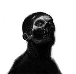 Ghoul by mrPaulDure