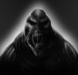 Nightmare by mrPaulDure