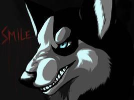 Smile Dog by SquishyMew