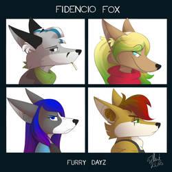 Furry Dayz by Fishbrink