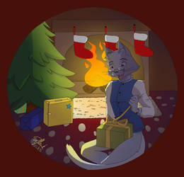 Secret Santa 2018 (in 2019 XD ) by Fishbrink