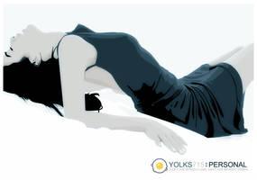 Vector - Christine by yolks