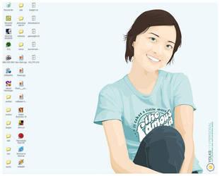 Desktop Screenshot - Nyin by yolks