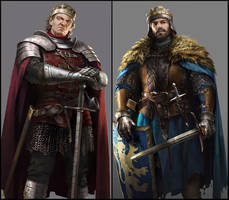 Total War Kings by luulala