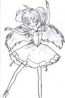 Princess Tutu tranformacion FF by Akiko-Himura