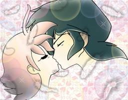 Fakir Kissus Ahiru by Akiko-Himura
