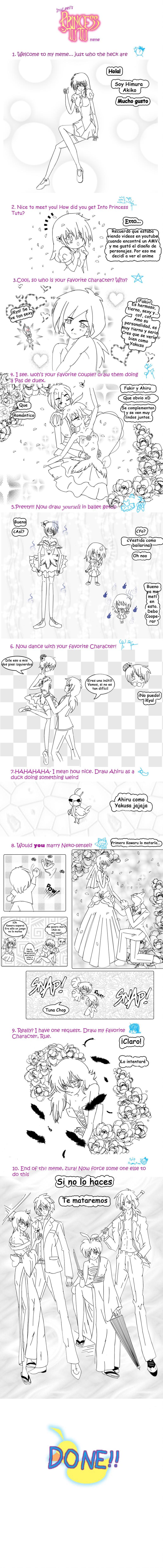 Meme PT Spanish Version by Akiko-Himura
