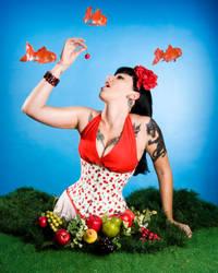 Cherry Cherry by lillithsatine
