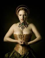 Her Majesty by lillithsatine