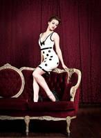 The Polka Dot by Madria-Latex