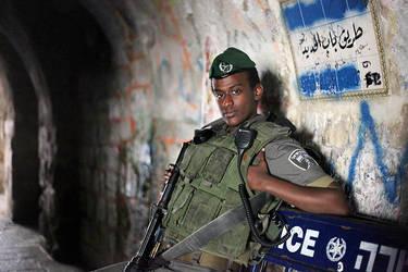 Israeli Soldier by tanya-n