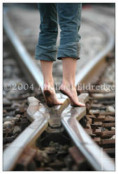 On the right track by livingfiction