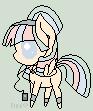 [CLOSED] FREE Pegasus pony adopt! by VentoftheFallen
