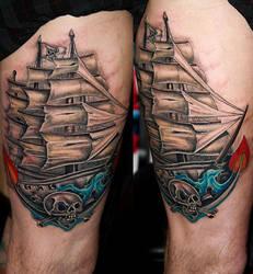 Ship by Dragon8z