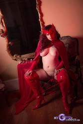 Queen of Chaos by MyGeekGoddess
