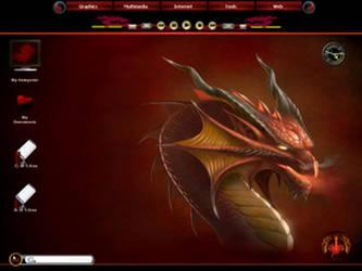 The Dragon's by hendraahmadi