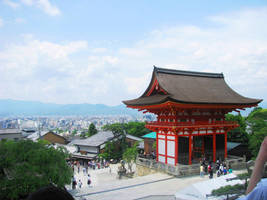 Kyoto Japan by jasiuyan