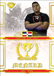 Capcom Cup - MenaRD (Champion) by MrABBrown