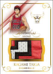 Kagami Taiga - Flawless Anime Jersey by MrABBrown