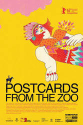 POSTCARDS FROM THE ZOO MOVIE POSTER by bloodykirka