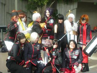 DGM 3rd uniforms by sha-nisu