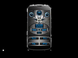 Invader Zooper Widget by MP1331