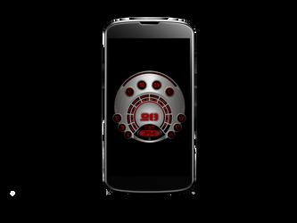 Bloody Disc Zooper Widget by MP1331