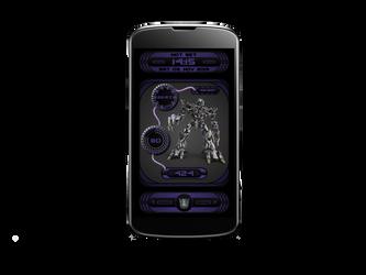 Megatron Zooper Widget by MP1331