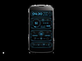 Cid Zooper Widget by MP1331