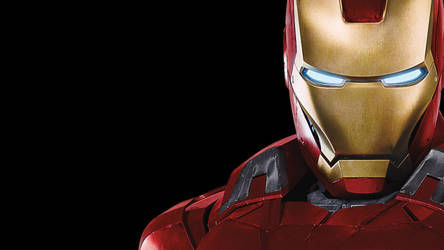 Iron Man Screensaver by MP1331