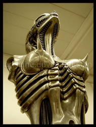 HG Giger exhibition III by artsidhe